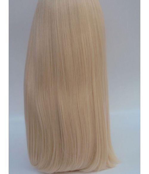 Straight Blonde Wig