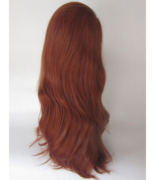 1960s Wig Ginger Red