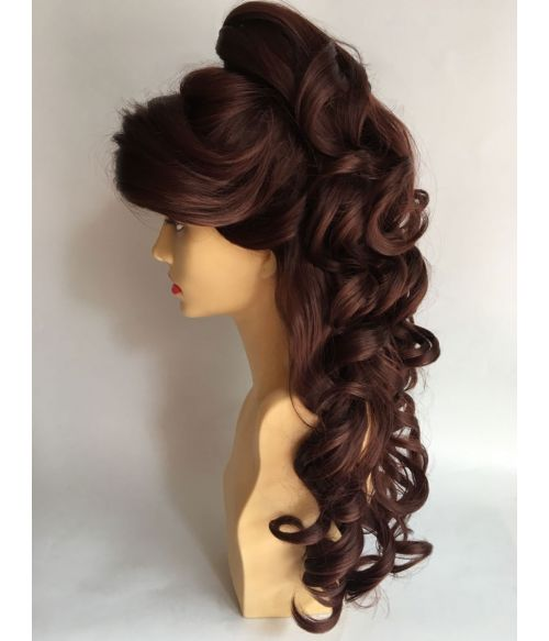 Beauty and the Beast Adult Wig