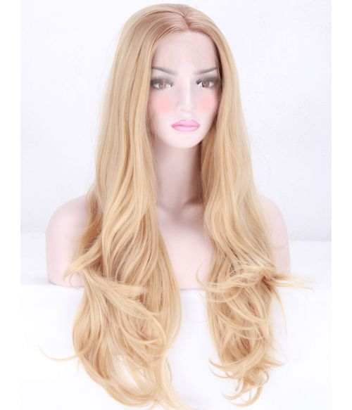 Blonde Wig Lace Front
