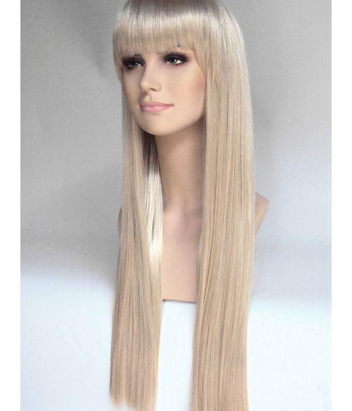 Blonde Wig Long With Bangs
