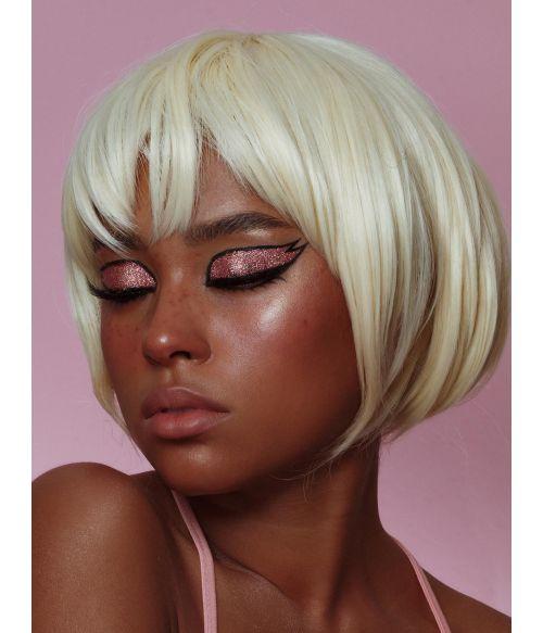 Blonde Wig Short