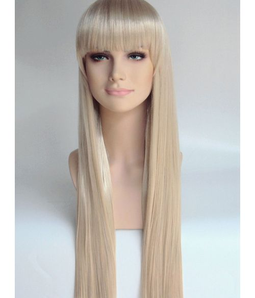 Blonde Wig Straight Long