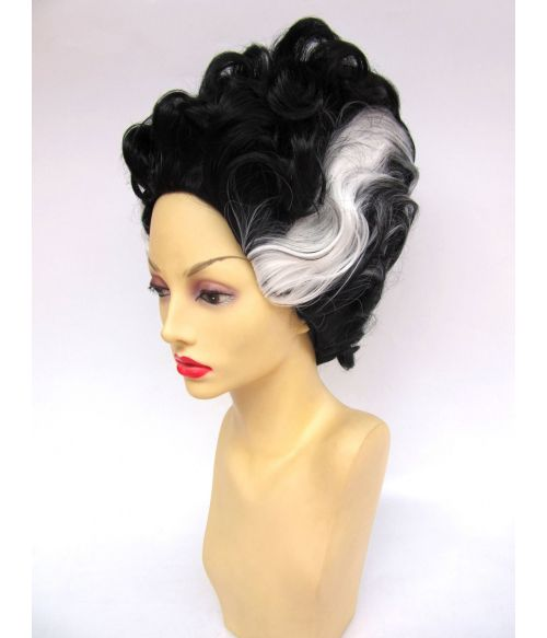 Bride Of Frankenstein Wig Costume