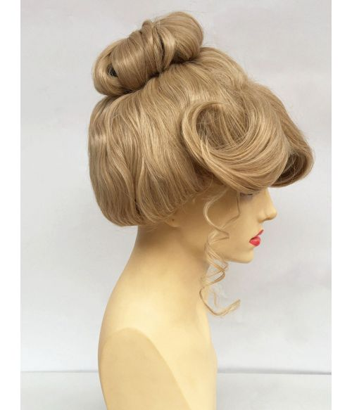 Cinderella Wig Disney Cartoon