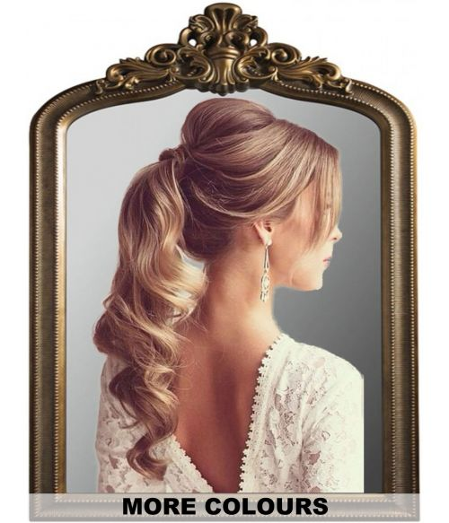 Clip In Ponytail Curly
