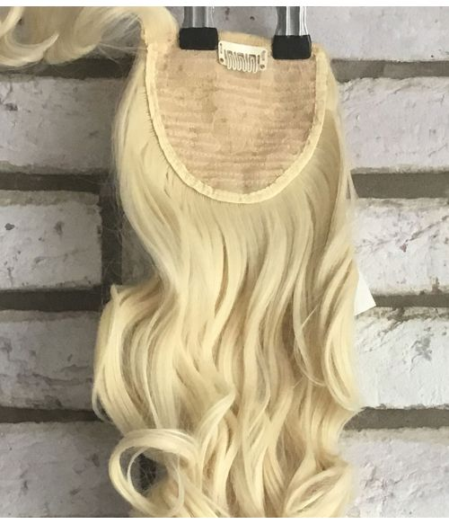 Clip In Ponytail With Pressure Clips