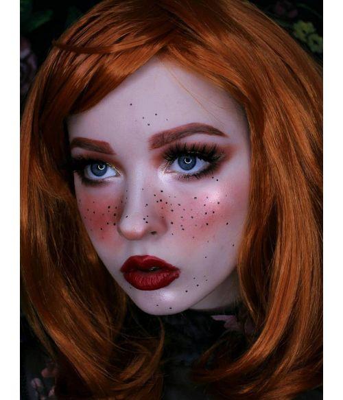 Copper Red Wig Bob