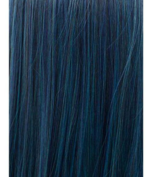 Dark Blue Hair Wig