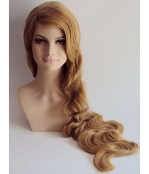 Extra Long Wig Blonde