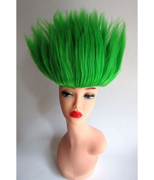 Green Troll Wig UK