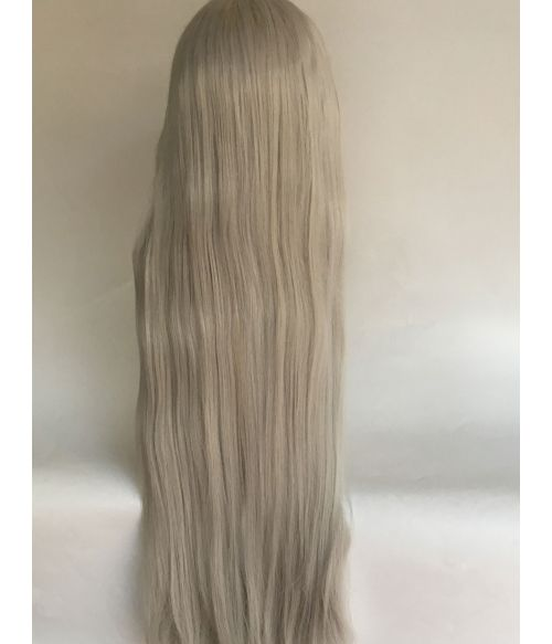 Grey Wig Long Cosplay
