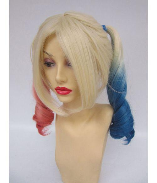 Harley Quinn Hair Wig