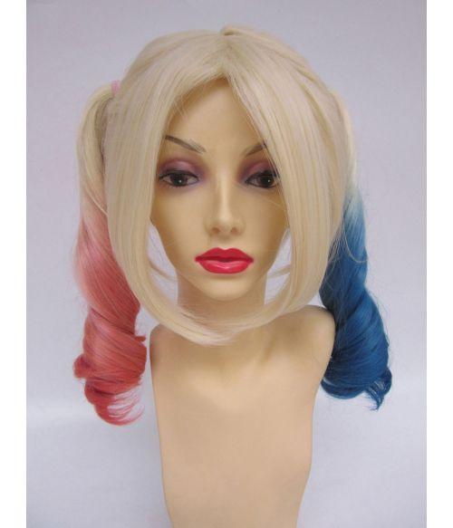 Harley Quinn Wig Costume