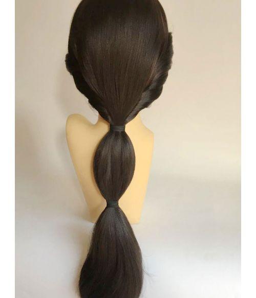 Jasmine Aladdin Costume Wig