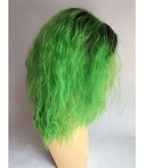 Joker Wig Green
