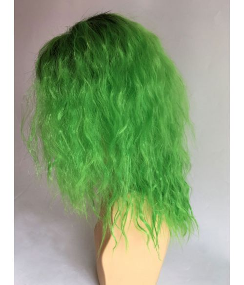 Joker Wig Womens Green