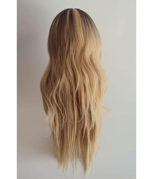 Lauren Blonde Rooted Fashion Wig