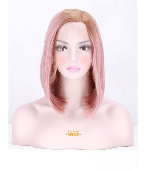 Rose Gold Wig Lace Front