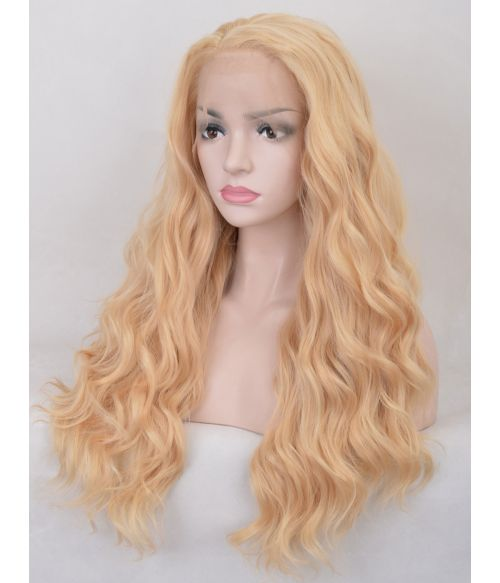 Light Blonde Wig Lace Front