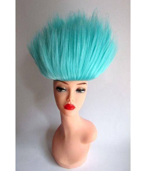 Light Blue Troll Wig UK