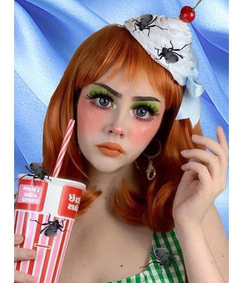 Lob Wig Orange