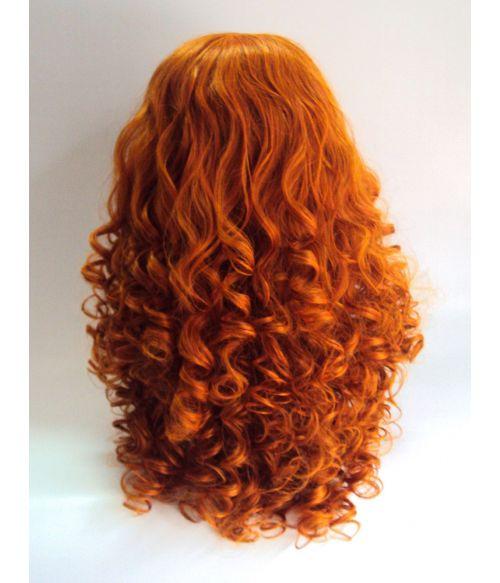 Merida Wig Brave Cosplay