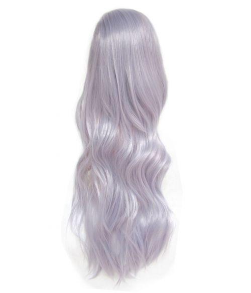Metallic Wig Silver