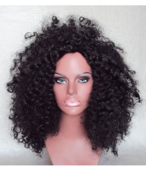 Diana Ross Afro Wig