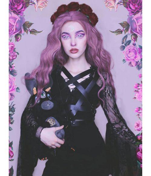 Pastel Goth Wig