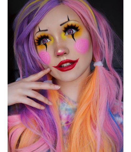 Pastel Rainbow Wig