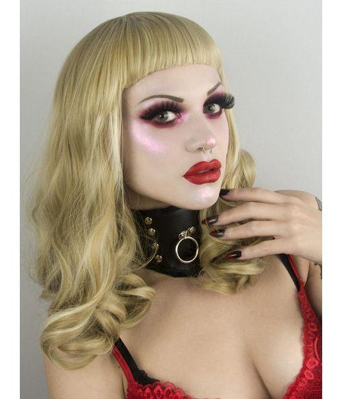 Pin Up Girl Wig Blonde
