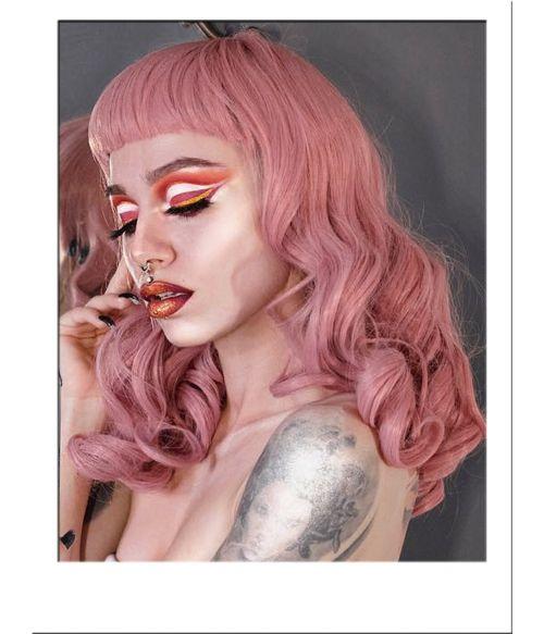 Pin Up Wig Pink
