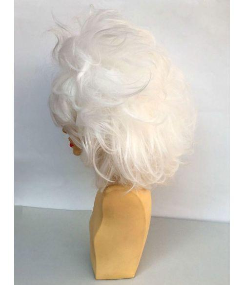 Powdered Wig White