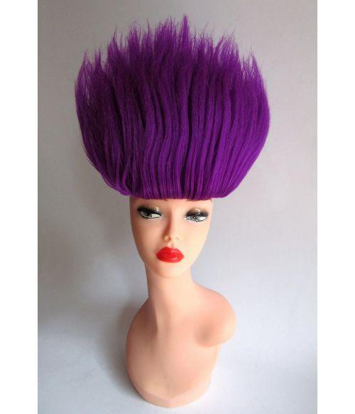 Purple Troll Wig UK