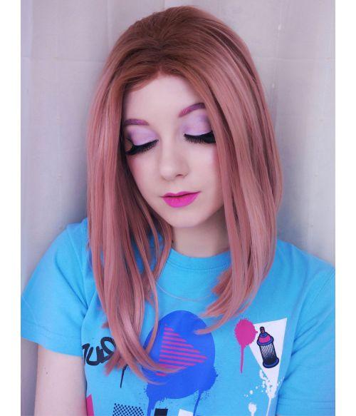 Pink Wig Bob