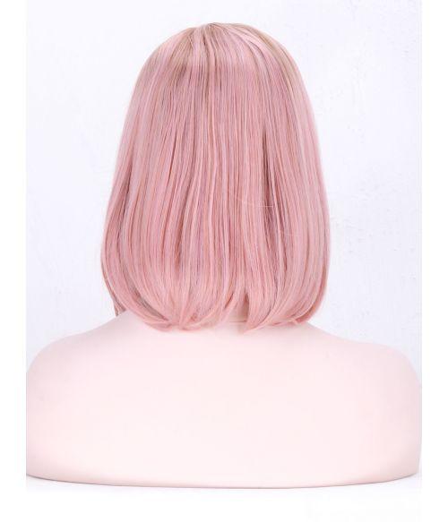 Rose Gold Wig Bob