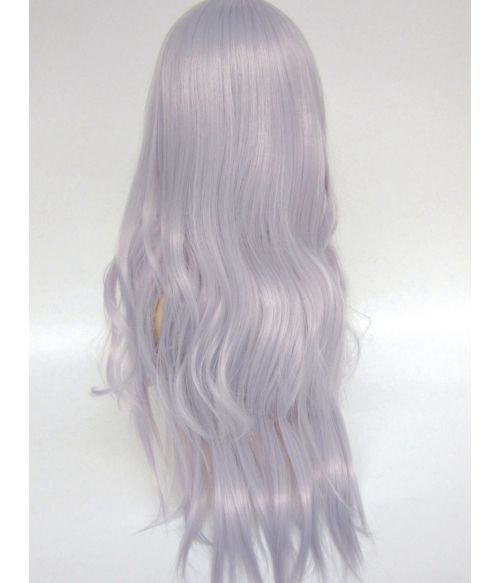 Silver Wig Curly