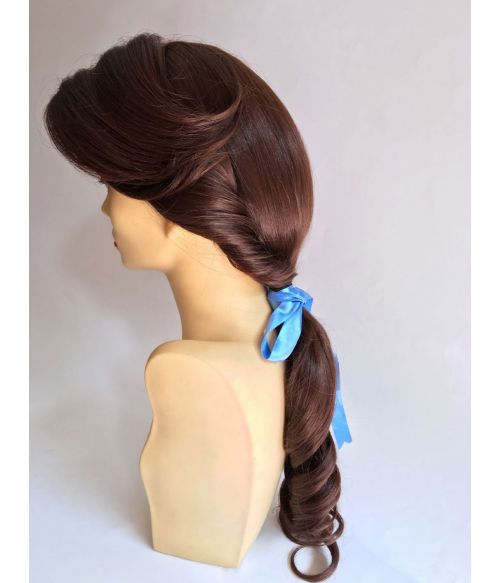 Village Belle Wig Disney