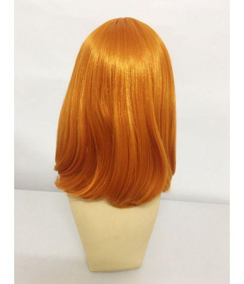 Vintage Wig Ginger Bob