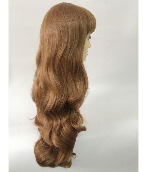 Wavy Brown Wig