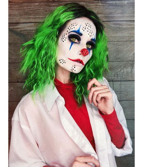 Womens Joker Wig