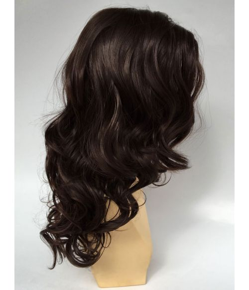 Wonder Woman Wig Black