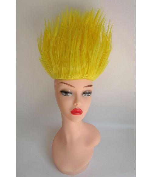 Yellow Troll Wig UK
