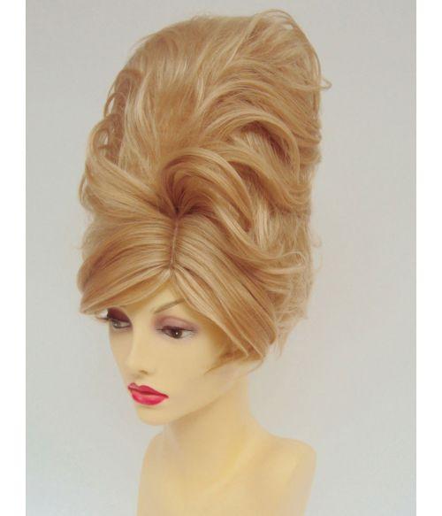 60s Hair Wig Blonde