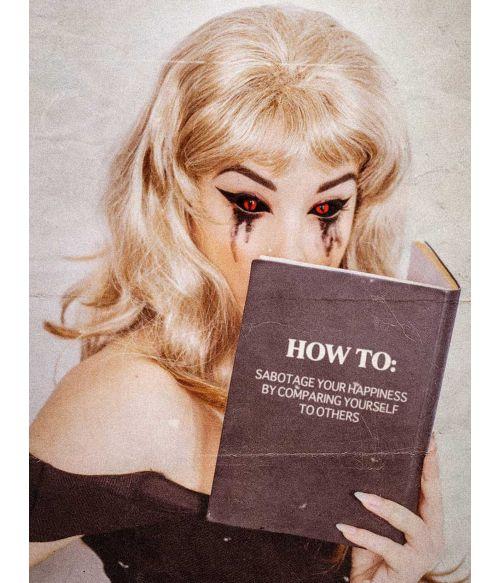 60s Wig Blonde