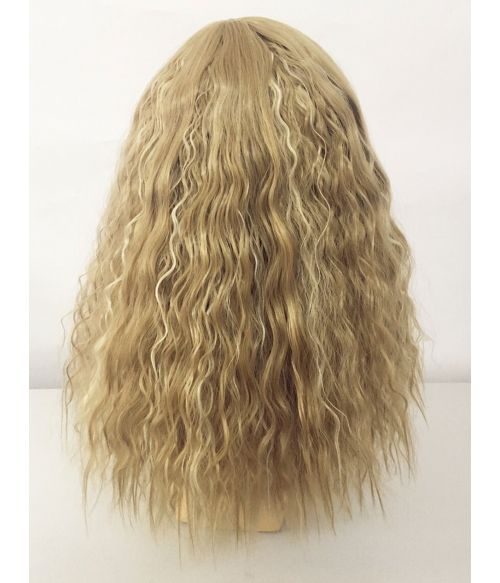 Blonde Wig Deep Wave