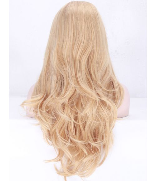 Blonde Wig Long Lace Front