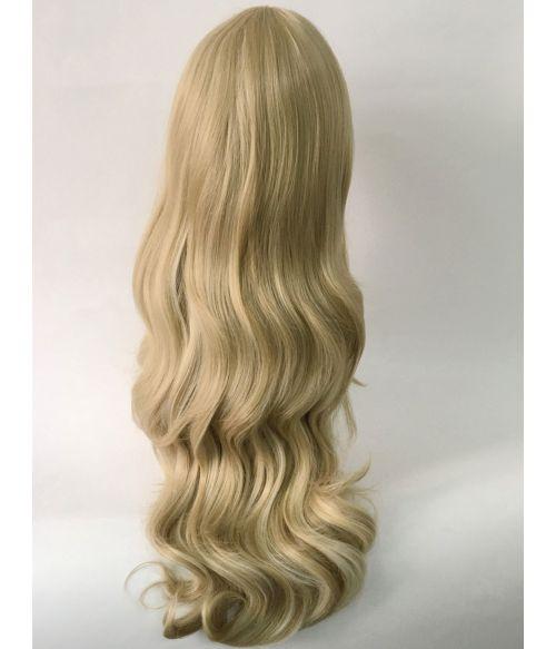 Blonde Wig Long Wavy