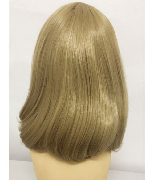 Blonde Wig Natural Bob